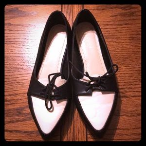 Bamboo Pointed Toe Ballet size 10